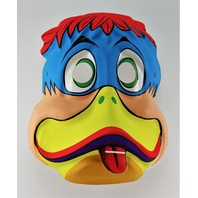 Funny Clown Duck Halloween Mask Howard the Duck