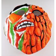 Vintage Topstone The Incredible Melting Man Halloween Mask Monster 1970's Y180