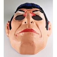 Vintage Collegeville Star Trek Mr. Spock Halloween Mask 1980 Enterprise Kirk