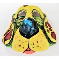 Vintage Hound Dog Halloween Mask 60's 70's Toppstone Ben Cooper Collegeville Y228
