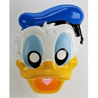 Vintage Disney Donald Duck Ben Cooper Halloween Mask Mickey Mouse Y281