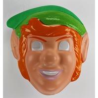 Vintage Disney Nintendo Link Zelda Ben Cooper Halloween Mask 1988 NES Y277