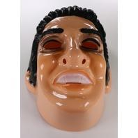 Vintage Elvis Presley Halloween Mask Rock and Roll Music Graceland 1980s Cesar