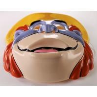 Vintage Ben Cooper King Louie Jungle Book TailSpin Halloween Mask Walt Disney 1990
