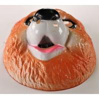 Vintage Bear Halloween Mask Bayshore Ind. Teddy Y260