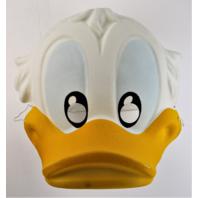 Vintage Walt Disney Ben Cooper Felt Donald Duck Halloween Mask Y257