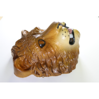 Vintage Cesar Lion Halloween Mask Lion King of the Jungle Book King
