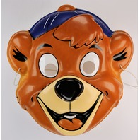 Vintage Disney Kit Cloudkicker TaleSpin Jungle Book Halloween Mask Ben Cooper