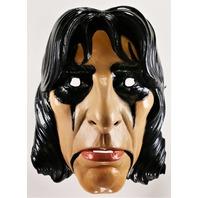 Vintage Cesar Alice Cooper Halloween Mask Rock Music