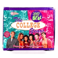 Saved By The Bell College Years Vintage Trading Cards ONE Pack 1994 90s Cartoon
