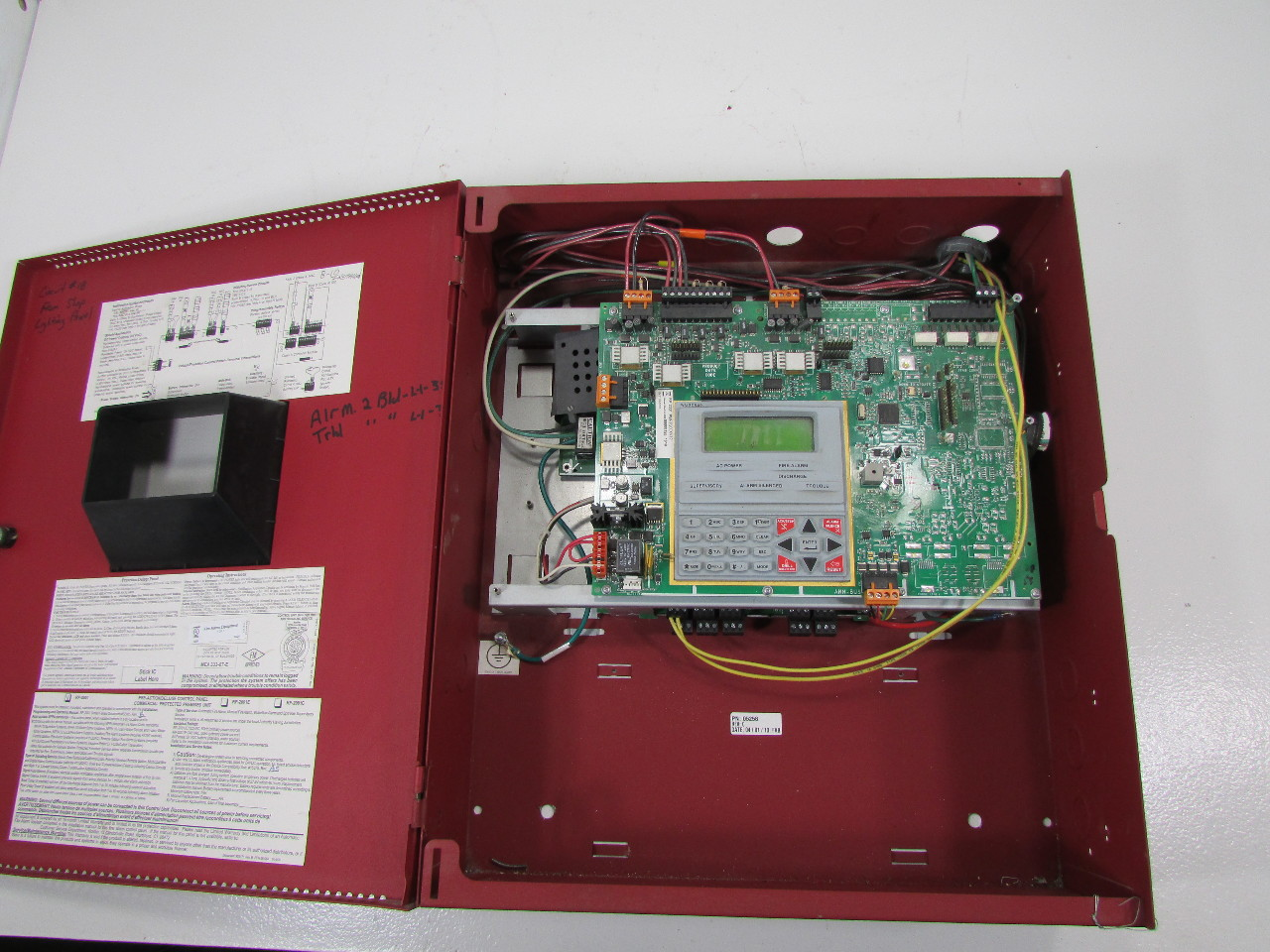 Notifier Fire Alarm panel instructions Nfs 320 Programming manual