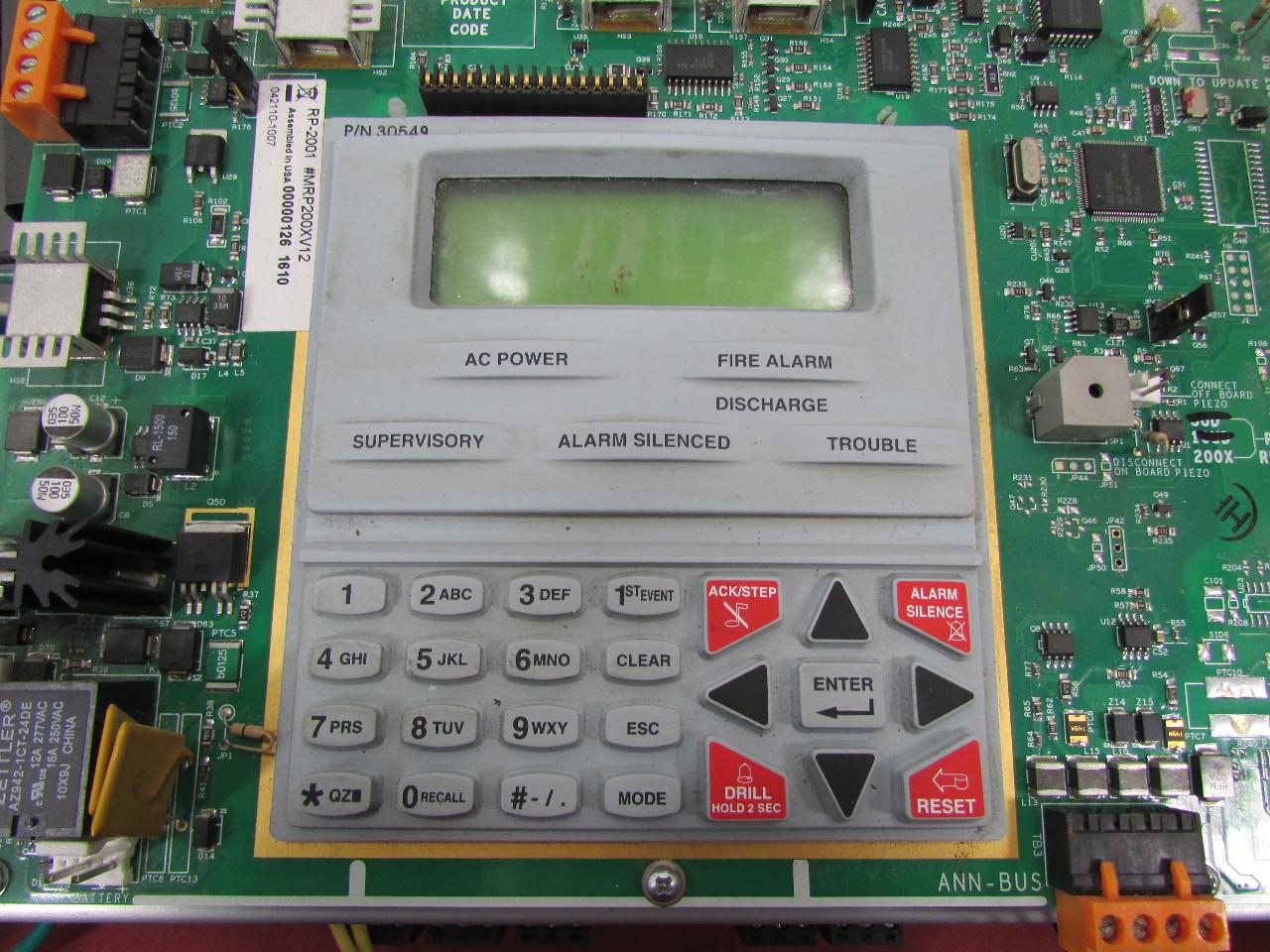 Notifier Fire Alarm panel instructions Nfs 320 Programming manual