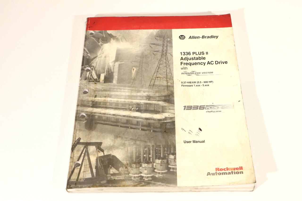 Allen Bradley Drives user manuals