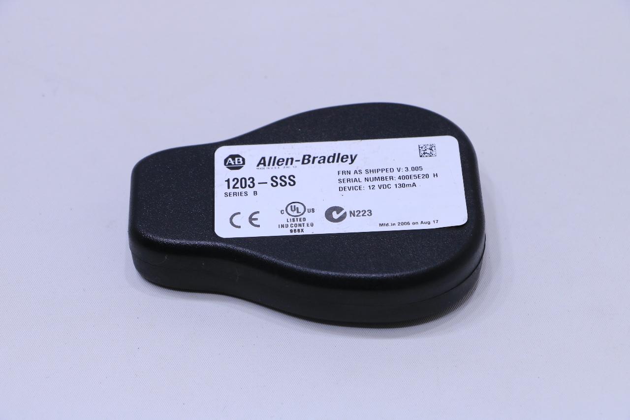 ALLEN BRADLEY 1203-SSS DOWNLOAD DRIVERS