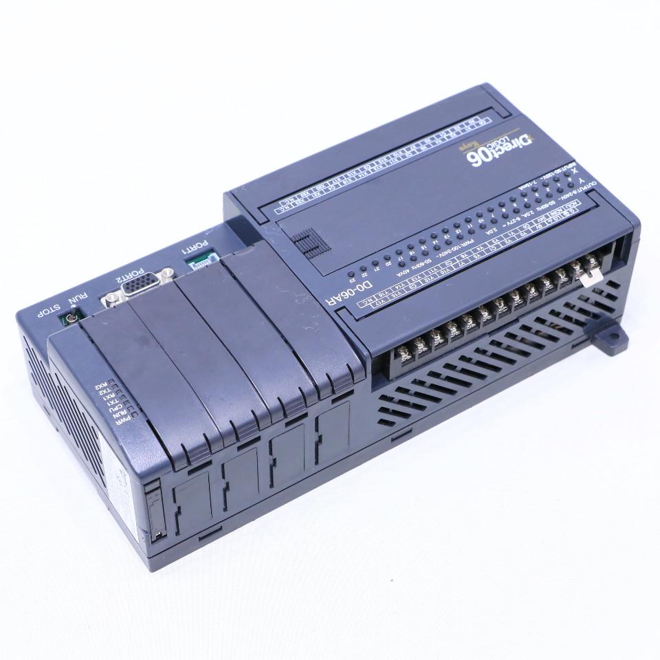 AUTOMATION DIRECT D0-06AR PLC MODULE