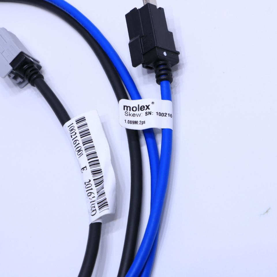 NEW MOLEX 100216-1001 CABLE MINI-B USB/LVDS