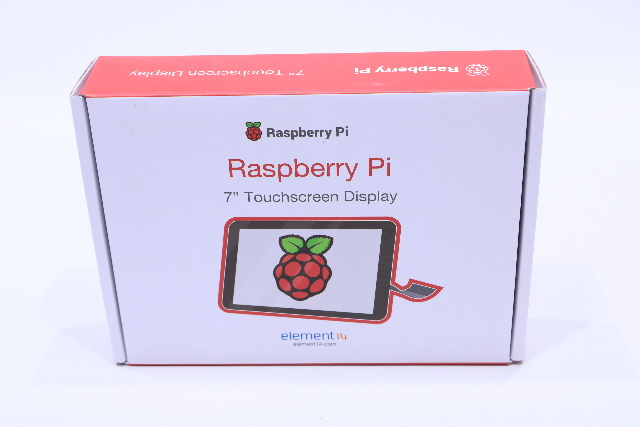 "NEW RASPBERRY Pi 7"" TOUCHSCREEN DISPLAY ELEMENT 14"
