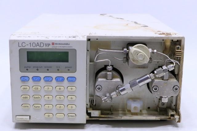 * SHIMADZU LC-10ADVP LC-10AD VP LIQUID CHROMATOGRAPH