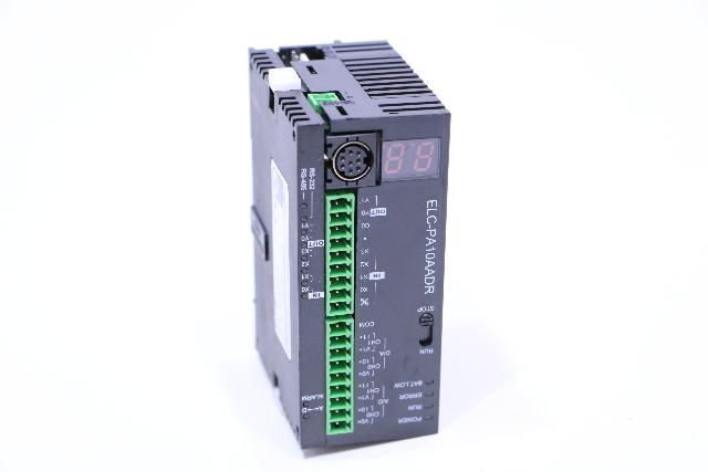 NEW EATON CUTLER HAMMER ELC-PA10AADR ELC CONTROLLER 10 I/O