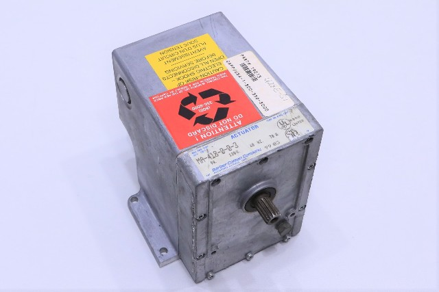 * BARBER COLMAN MA-418-0-0-3 TWO POSITION ACTUATOR