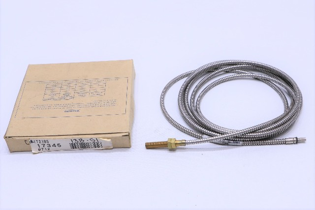 * NEW BANNER IT210S 17345 FIBER OPTIC OMNI-BEAM SENSOR