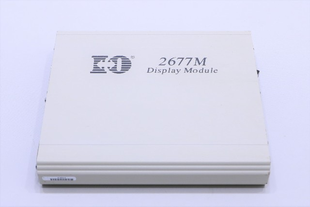 IO 2677M DISPLAY MODULE