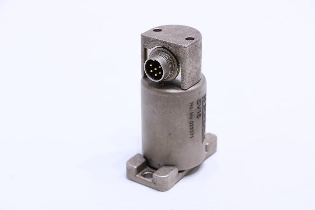 SCHENCK SV16 No. Mu 022371 SENSOR