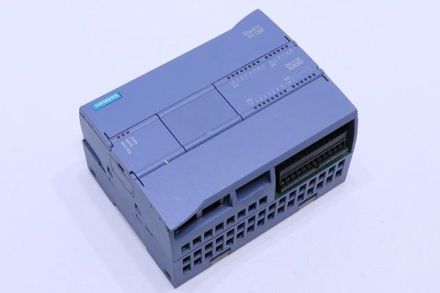 * NEW SIEMENS SIMATIC S7-1200 CPU 1215C DC/DC/FLY 6ES7 215-1HG40-0XB0 MODULE