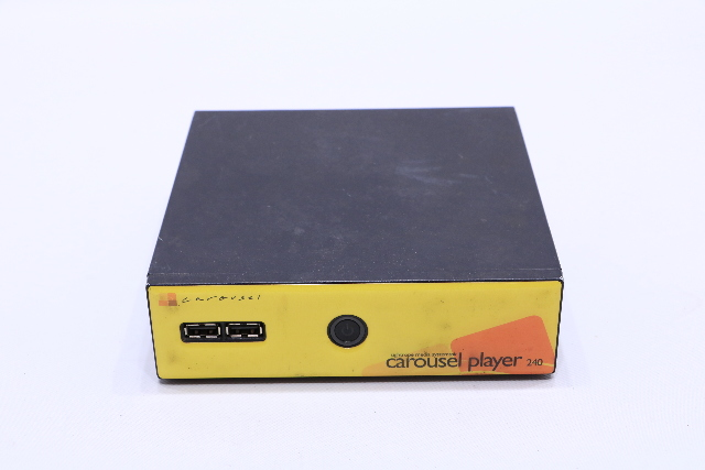 TIGHTROPE MEDIA SYSTEMS CAROUSEL PLAYER 240