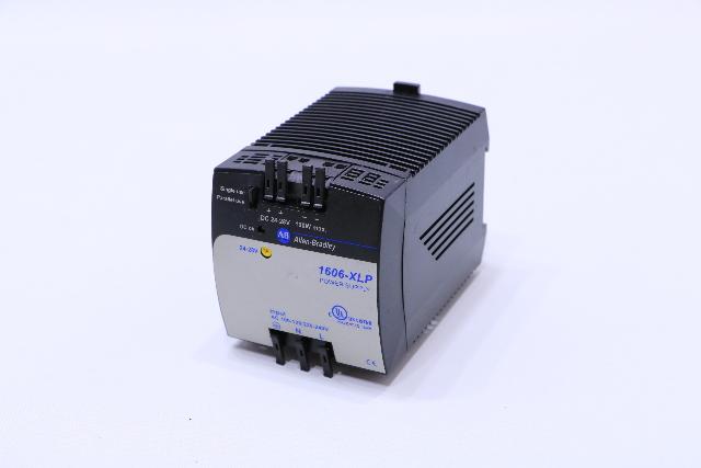 ALLEN BRADLEY 1606-XLP100E POWER SUPPLY 24 - 28 VDC OUTPUT