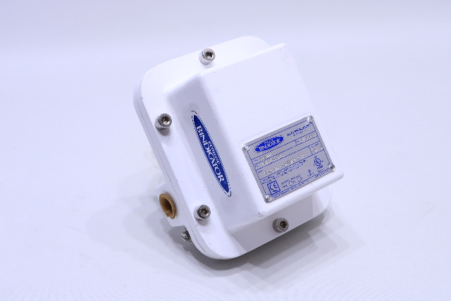 BINDICATOR RB-HM RB-HM-AX1 LEVEL SWITCH