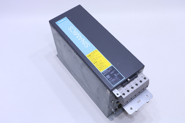 SIEMENS 6SL3100-0BE23-6AB0 ACTIVE INTERFACE MODULE 36 KW 380-480 VAC 3 PHASE