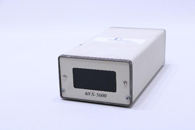 PERKIN ELMER MVS-5000 MVS-5010-UV MACHINE VISION STROBE