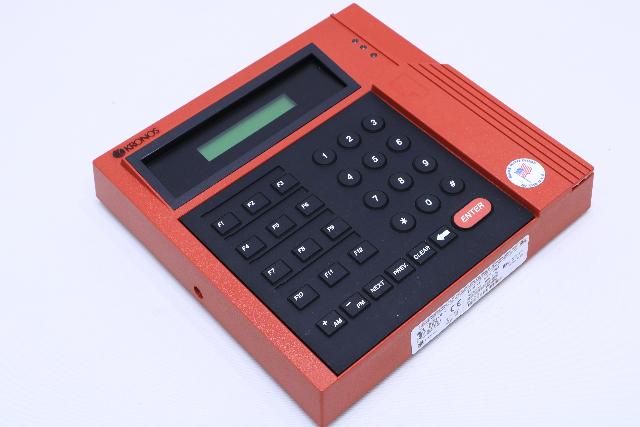 KRONOS 440B P/N 8600615-003 TIME CLOCK