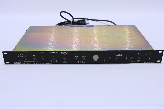 ORBAN 275A BLACK FACE VERSION AUTOMATIC STEREO SYNTHESIZER