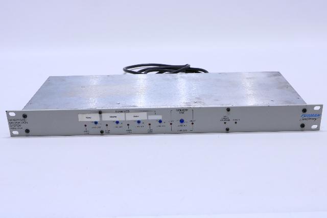 FURMAN HDS-6 HEADPHONE DISTRIBUTION SYSTEM