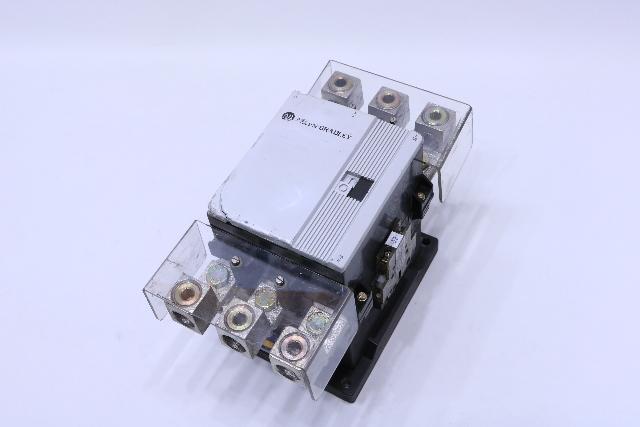 * ALLEN BRADLEY 100-B250N 3 SER B 120V COIL 250A CONTACTOR