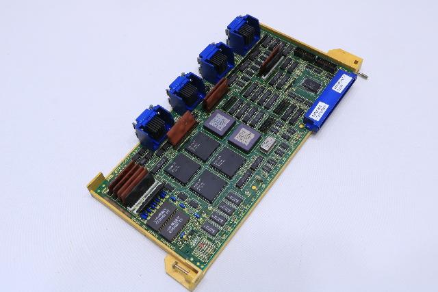 FANUC A16B-2200-0250/05C  PC BOARD 4 AXIS CONTROL