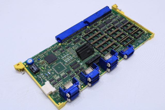 FANUC A16B-2201-010 PC BOARD MEMORY FOR ANALOG SPINDLE INTERFACE