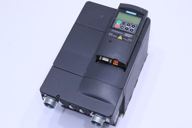 * SIEMENS MICROMASTER 440 6SE6440-2AD27-5CA1 DRIVE 10HP 7.5kW