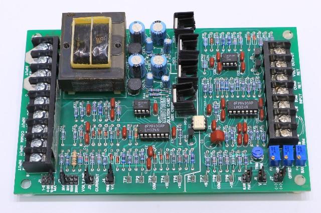 * CAROTRON C10208 PCB C10208E ISOLATION CARD BOARD