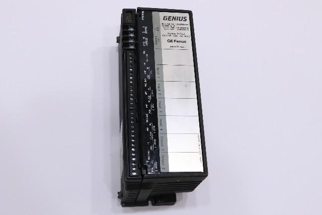 * GE FANUC IC660BBA020 24/48VDC ANALOG GENIUS I/O BLOCK