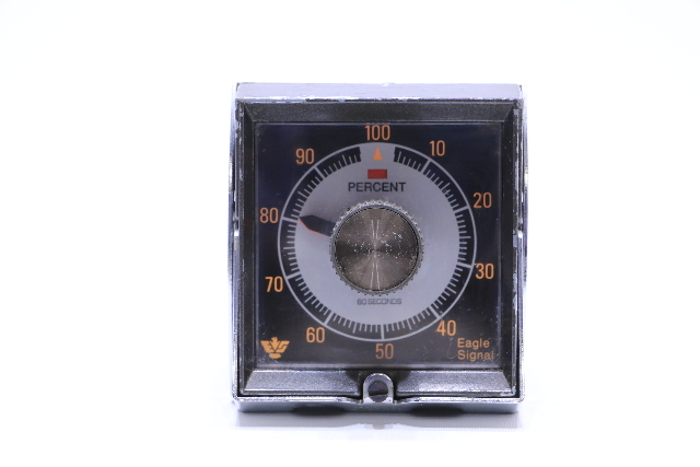 DANAHER CONTROLS EAGLE SIGNAL HQ903A6 ELECTRIC REPEAT CYCLE PERCENTAGE TIMER
