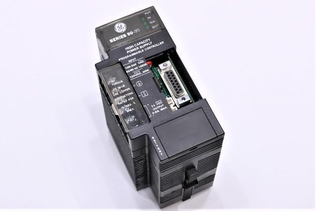 * GE FANUC IC693PWR330J POWER SUPPLY 120/240VAC HI-CAP 30W *WARRANTY*