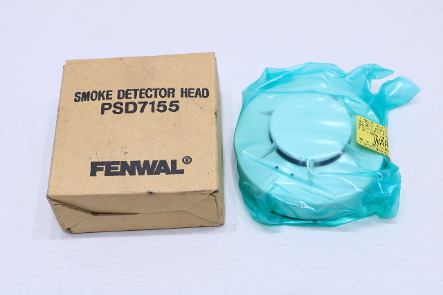 NEW FENWAL CONTROLS PSD-7155  SMOKE DETECTOR HEAD