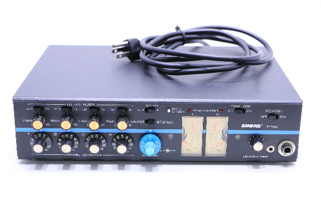 SHURE FP42 STEREO MICROPHONE  MIXER