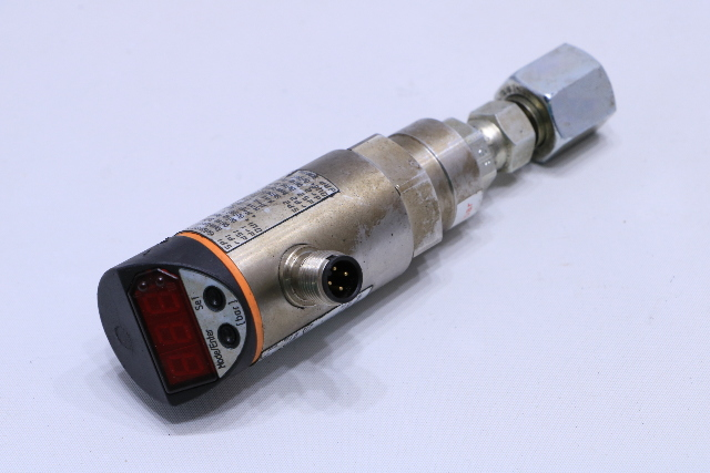 IFM ELECTRONIC EFECTOR PN7060 SENSOR