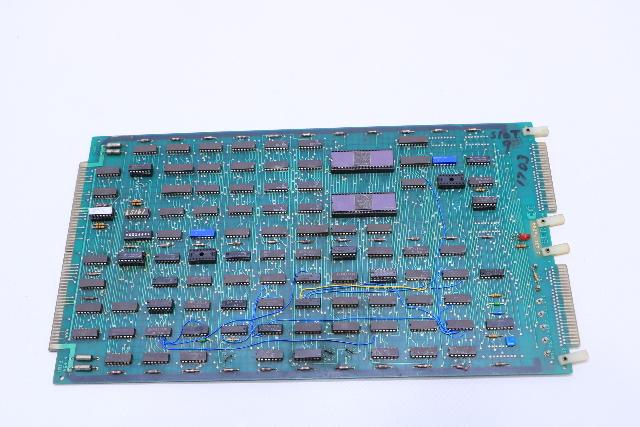 CINCINNATI MILACRON 3-531-3628A  PC BOARD CONTACTS