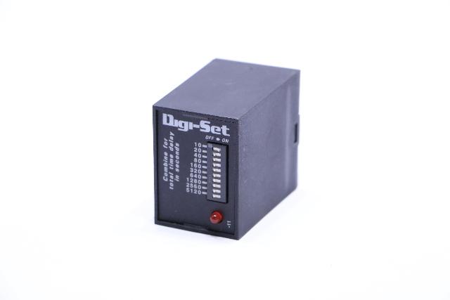 ABB TDBH24DLD DIGI-SET TIME DELAY RELAY
