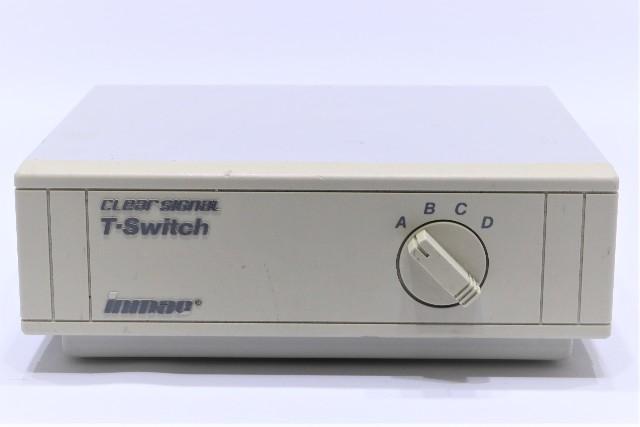 * INMAC 1902 CLEAR SIGNAL T-SWITCH